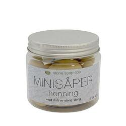 Stone Soap Spa Minisæber - Honning, 119g.