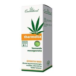 Cannaderm Massagecreme Thermolca, 200ml.