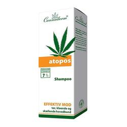 Cannaderm Shampoo Atopos, 150ml.