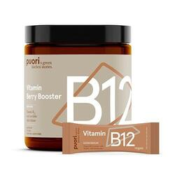 Puori Vitamin B12 Berry Booster, 42g.