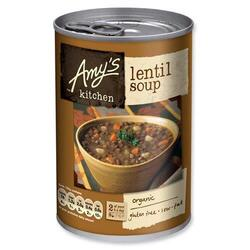 Amy's Kitchen Linsesuppe Ø, 400g