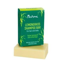 Nurme Shampoobar Lemongrass for Hair & Body, 100g