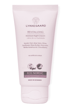 LYKKEGAARD Revitalizing Moisture Night Cream, 50 ml.