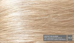 Naturigin Hårfarve Lightest Ash Blonde 10.2, 115ml.