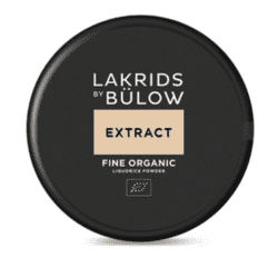 Lakrids by Bülow Fint Lakridspulver - EXTRACT, 25g.