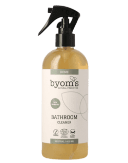Byoms Home Probiotic Bathroom Cleaner (Ecocert), 400ml.