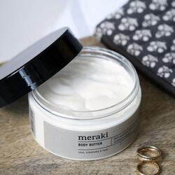 Meraki Body Butter, Silky Mist, 200ml.