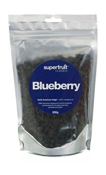 Blueberries Blåbær - Superfruit, 200g.