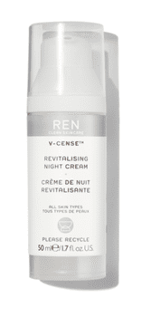 REN V-Cense Revitalising Night Cream, 50ml.