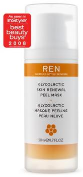 REN Glycolactic Radiance Renewal Mask, 50ml.