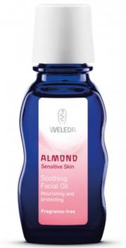 Weleda Mandel Soothing Facial Oil, 50ml.