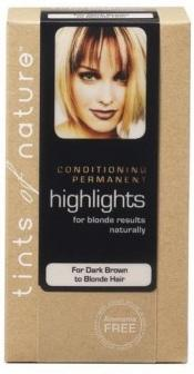 Highlights kit lysningsfarve Tints of Nature
