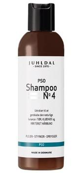 PSO Shampoo No. 4, 200ml.