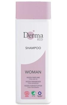 Derma Eco woman shampoo, 250ml.