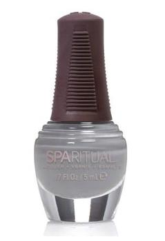 SpaRitual Neglelak mini blå grå smoke n´mirrors, 5ml.