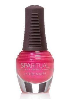 SpaRitual Neglelak mini pink up at noon, 5ml.