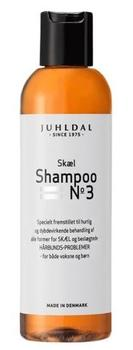 Juhldal Skæl-Shampoo No. 3, 200ml.