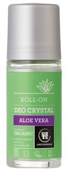 Urtekram deo roll on aloe vera, 50ml.