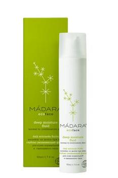 MÁDARA Deep Moisture Fluid, 50ml.