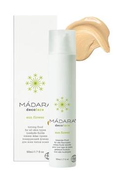 MÁDARA sun flower tinting fluid, 50ml.
