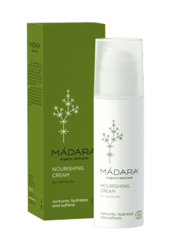 MÁDARA Nourishing Cream, 150ml.