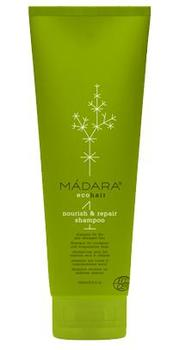 MÁDARA nourish & repair shampoo, 250ml.