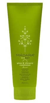 MÁDARA gloss & vibrancy conditioner, 200ml.
