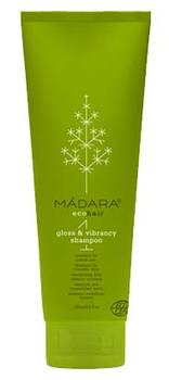 MÁDARA gloss & vibrancy shampoo, 250ml.
