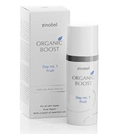 Organic Boost Day no. 1 Fruit dagcreme, 50ml