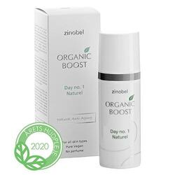 Organic Boost Day no. 1 Naturel dagcreme, 50ml