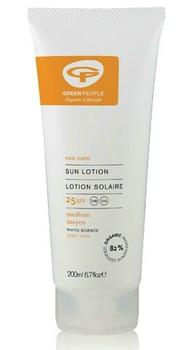 Green People Sun lotion SPF 30 u.duft, 200ml.