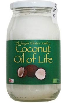 Kokosolie - oil of life 500ml.