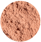 Youngblood Crushed Mineral Blush Dusty Pink, 3g.