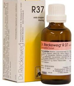Dr. Reckeweg R 37, 50ml.