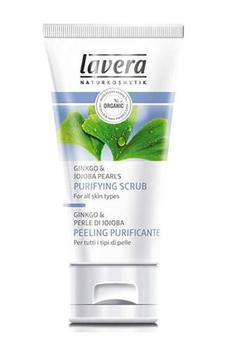 Lavera Purifying Scrub, 50ml.
