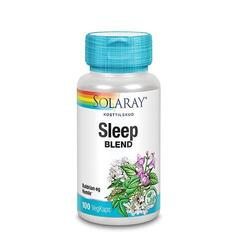 Solaray Sleep Blend, 100kap.