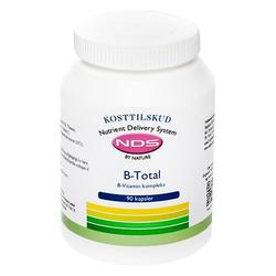 NDS B-Total Vitamin, 250tab.