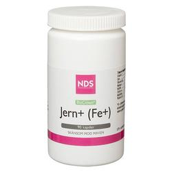 NDS Fe+ Jern tablet, 90tab.