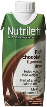 Nutrilett Rich Chocolate Smoothie, 330ml.