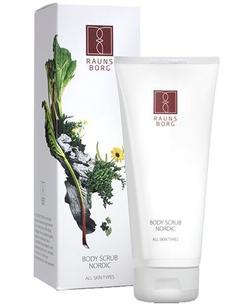 Body scrub Raunsborg Nordic, 200ml.