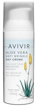 AVIVIR Aloe Vera Anti Wrinkle Day Creme, 50ml.
