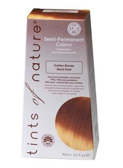 Tints of Nature hårfarve golden blond semipermanent, 90ml.