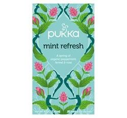 Pukka Te - Mint Refresh Ø 20 breve