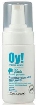 Green People Anti-bac foaming facewash OY!, 100ml.