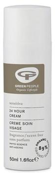 Greenpeople 24 hour cream No Scent u.duft, 50ml.