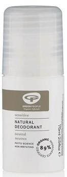 Greenpeople Deodorant No Scent u.duft, 75ml.