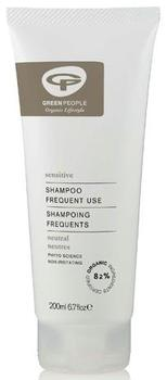 Greenpeople Shampoo No Scent u.duft, 200ml.