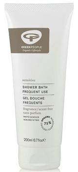 Greenpeople Shower bath No Scent u.duft, 200ml.