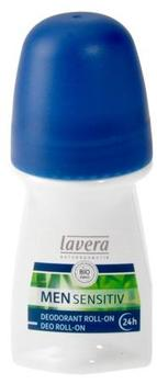 Lavera Men sensitiv deodorant roll-on, 50ml.