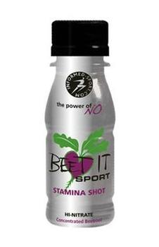 Beet It sport stamina shot, 70ml.